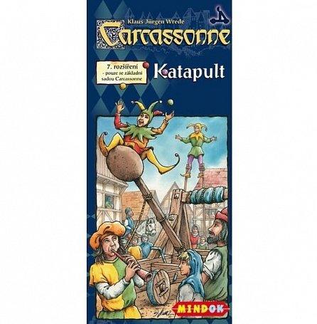 Náhled Carcassonne - rozšíření 7 (Katapult)