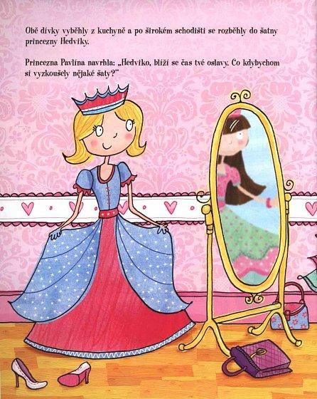 Náhled Moje velká kniha oblékacích panenek