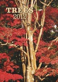 Kalenář nástěnný 2012 - Stromy, 33 x 46 cm