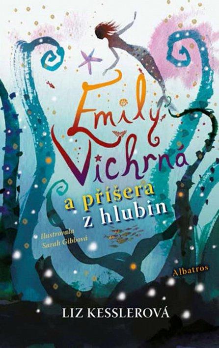 Náhled Emily Vichrná a příšera z hlubin