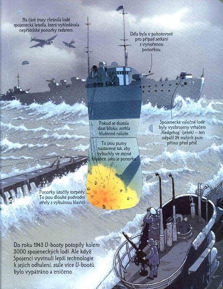 Náhled Druhá světová válka - Podívej se pod obrázek