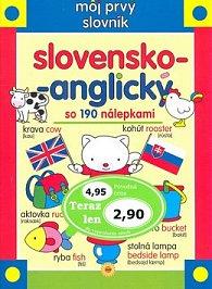 Môj prvý slovník slovensko-anglický