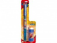 Bublifuková hůlka velká Spider - Man 3v1