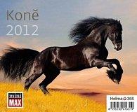 Kalendář stolní 2012 - MiniMax - Koně
