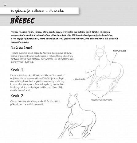 Náhled Kreslení je zábava - Zvířata