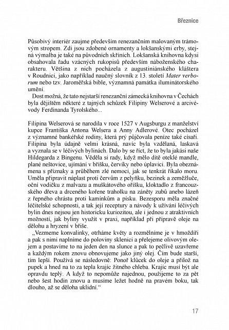 Náhled Příběhy zámků v Čechách a na Moravě I - Jeviště života šlechtického