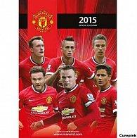 Kalendář 2015 - FC Manchester united (297x420)