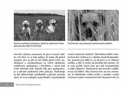Náhled Výcvik psů loveckých plemen