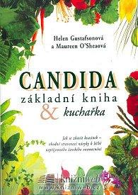 Candida-základní kniha a kuchařka