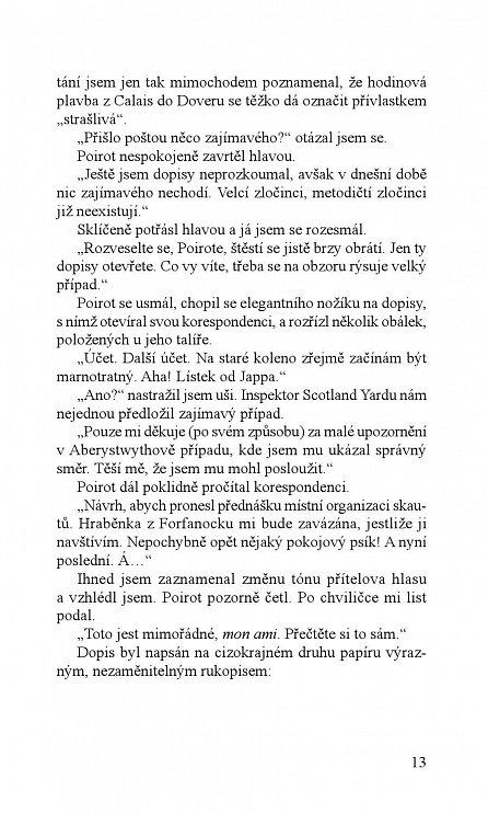 Náhled Vražda na golfovém hřišti - 2. vydání