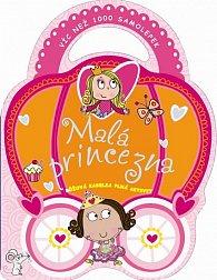 Malá princezna - Růžová kabelka plná aktivit