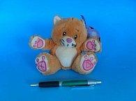 Plyšová Kočka Bobo 12 cm
