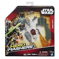 Star Wars Hero Mashers premiová figurka