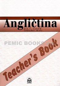 Angličtina pro 7.ročník základní školy - Teacher´s Book