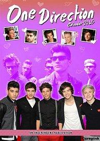 Kalendář 2015 - One Direction 1D (297x420)