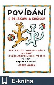 Povídání o pejskovi a kočičce (E-KNIHA)
