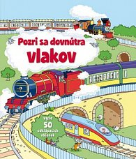 Pozri sa dovnútra vlakov