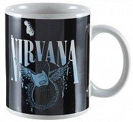 Hrnek keramický - Nirvana/kytara