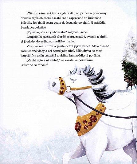 Náhled Sněhová královna