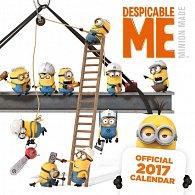 Kalendář 2017 - DESPICABLE ME - MINIONS