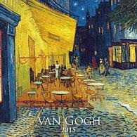 Gogh - nástěnný kalendář 2015