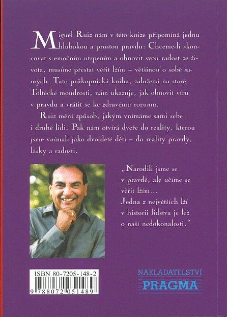 Náhled Hlas poznání - Toltécká kniha moudrosti