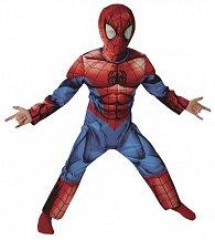 Spiderman Deluxe - vel. S