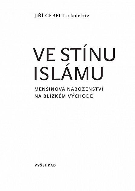 Náhled Ve stínu islámu