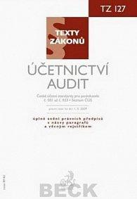 Účetnictví, Audit, právní stav k 1.5.2009