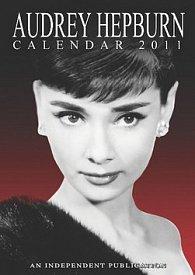 Kalendář 2011 - Audrey Hepburn (29,7x42) nástěnný