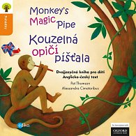Kouzelná opičí píšťala Monkey´s Magic Pipes