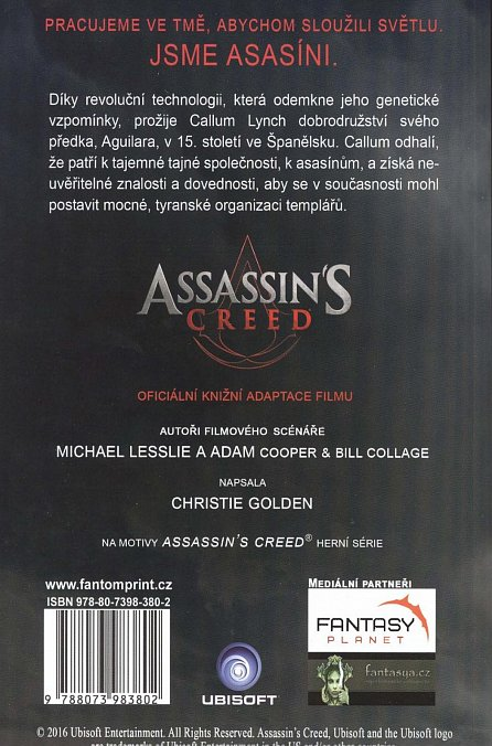 Náhled Assassin´s Creed 10 - Assassin´s Creed
