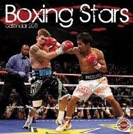 Boxing Stars 2011 - nástěnný kalendář