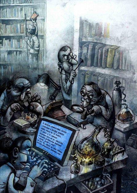 Náhled Velká knižní záhada