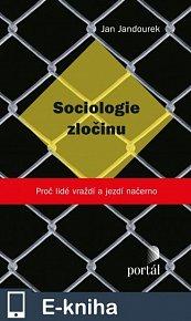 Sociologie zločinu (E-KNIHA)