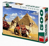 Egypt - puzzle 500 dílků