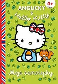 Hello Kitty Anglicky s Hello Kitty Moje samolepky 4+