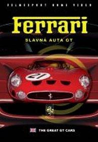 Ferrari - Slavná auta GT - DVD box