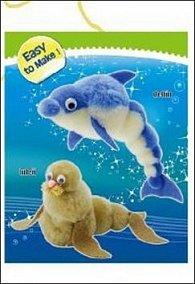 Kreativní svět delfín, tuleň