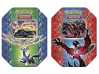 Pokémon: XY Window Tins 19. (2/6)