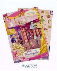 Alba Barbie Tři mušketýrky