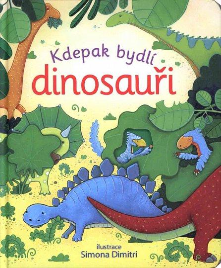 Náhled Kdepak bydlí dinosauři