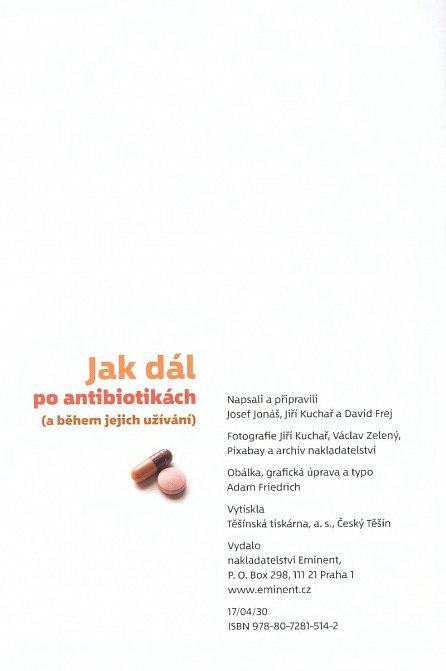 Náhled Jak dál po antibiotikách (a během jejich užívání)