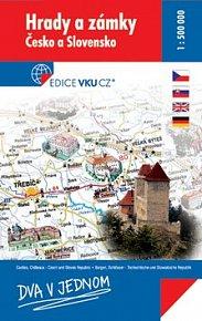 Hrady a zámky Česko a Slovensko