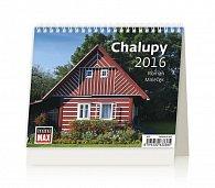 Kalendář stolní 2016 - MiniMax - Chalupy