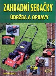 Zahradní sekačky - údržba a opravy