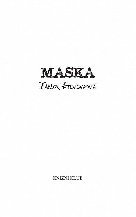 Náhled Maska