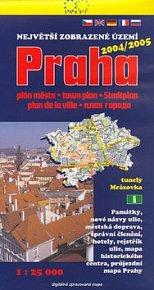 Praha 2004/2005 největší zobrazené území