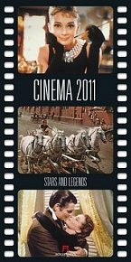 Cinema 2011 - nástěnný kalendář