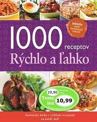 1000 receptov Rýchlo a ľahko